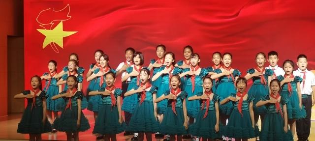 天津:将党史学习教育与美育结合